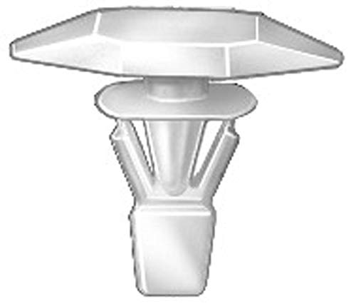 50 Front Door Weatherstrip Retainers For Chrysler 4696129