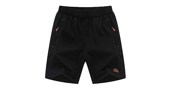 LuckyGirls Hombres Pantalones Corto de Running Secado Rápido Playa ...