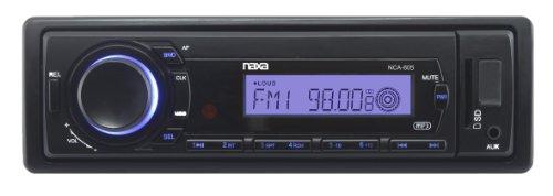 NAXA Electronics NCA-605 Detachable PLL Electronic Tuning St