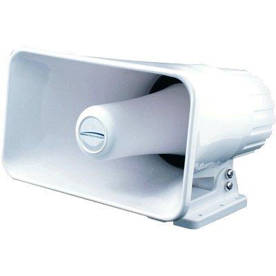 NEWMAR Waterproof Deck Horn w/20/30 Watts, MFG# PA30/20, 20 Watts nominal, 30 Watts peak, 8