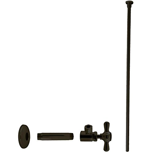 Toilet Kit with Cross Handles, 1/2