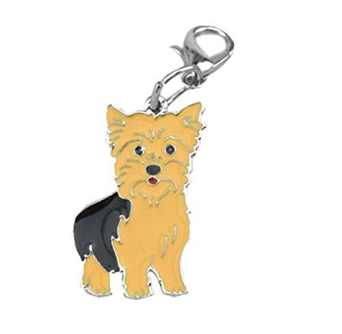 Wouke Pet Dog Necklace,Pupppy Tag Disc Disk ID Enamel Accessories Collar Pendant for Doggy ()