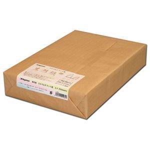 (まとめ) 長門屋商店 OAマルチケント紙 美彩紙 A4 ナ-962V 1パック(250枚) 【×2セット】 B07PF7SD12