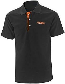 IceToolz Polo Shirt - Black, M