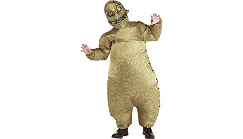 Party City Inflatable Oogie Boogie The Nightmare Before
