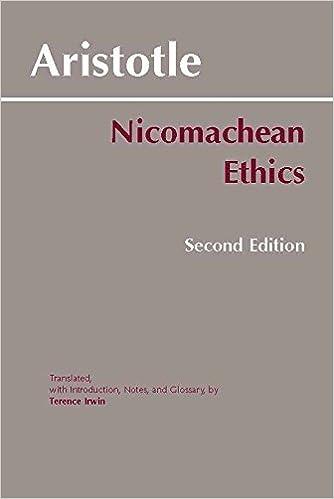 Nicomachean Ethics by Aristotle (1999-12-01)