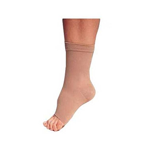 PediFix Compression Anklet Lightweight Elastic Ankle Bandage #4 Large