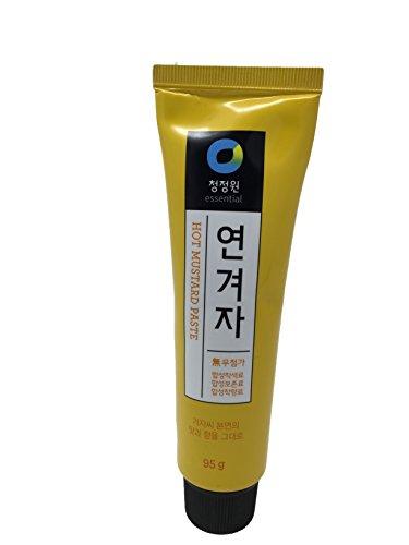 Chung Jung One Korean Hot Mustard Paste 95G