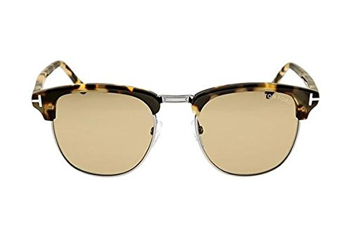 Tom Ford FT0248 Henry Sunglasses 53 55J Coloured Havana - Henry Tom Ford