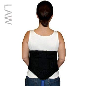 Active Ice® 3.0 Back & Hip Therapy System w/Digital Timer Includes Universal Bladder, 9 Quart Reservoir, 5 Feet of Insulated Tubing & Back/Hip Compression Wrap (Therapy Water)