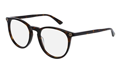 Gucci Women's Gg0027o 50Mm Optical Glasses
