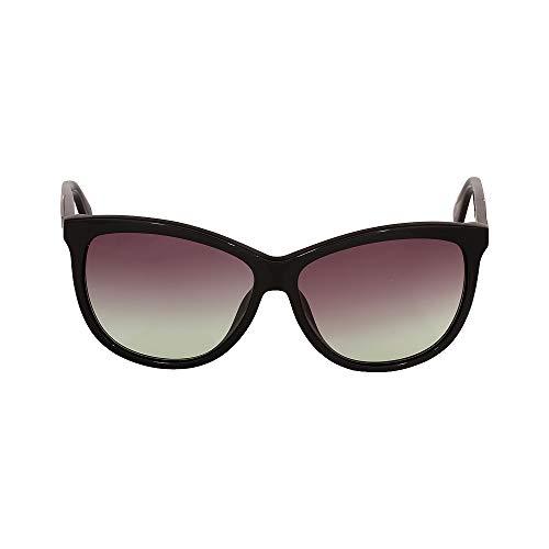 Diesel Plastic Frame Burgundy Lens Ladies Sunglasses ()