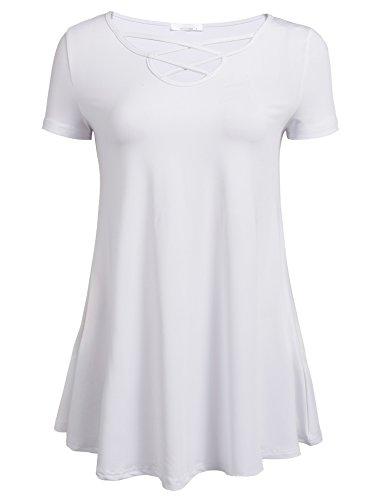 Cross Short Sleeve Shirt - 5