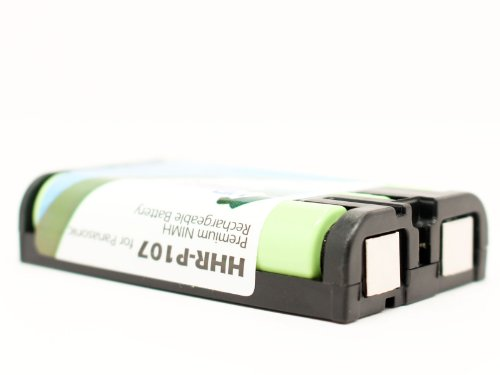Panasonic KX-TG6051 Battery - Replacement for Panasonic Cordless Phone Battery (700mAh, 3.6V, NI-MH) by UpStart Battery (Image #3)