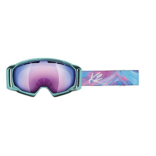 K2 Captura Ski Goggles, One Size, (K2 Ski Equipment)