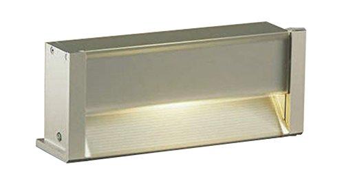 コイズミ照明 自動点滅器付門柱灯 E.L.H. ウォームシルバー塗装 AU40273L B00KVWLBLY 17230