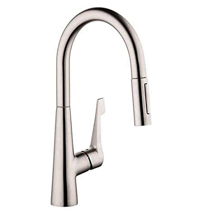 Hansgrohe Talis M Pull Down Kitchen Faucet - - Amazon.com