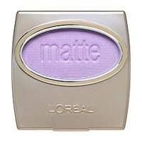 Eye Shadow Petal (L'oreal Wear Infinite Eye Shadow Single, Matte, Violet Petal 501, 2)