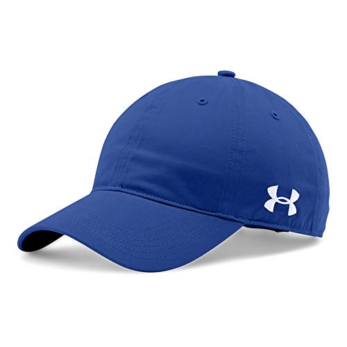 (One Size Under Armour UA Chino Adjustable Cap OSFA Royal)