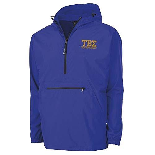 Tau Beta Sigma Pack-N-Go Pullover X-Large Royal Blue