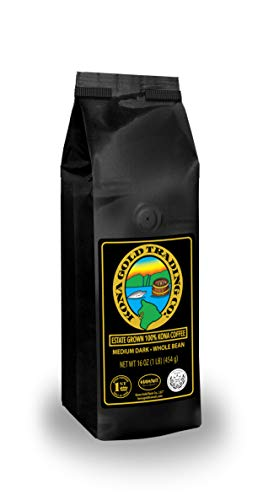 Kona Gold Trading Co. 100% Kona Coffee