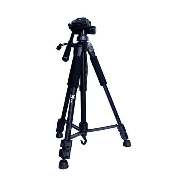 RetinaPix Kodak T210 150cm Three Way Pan Movement Tripod for Camera
