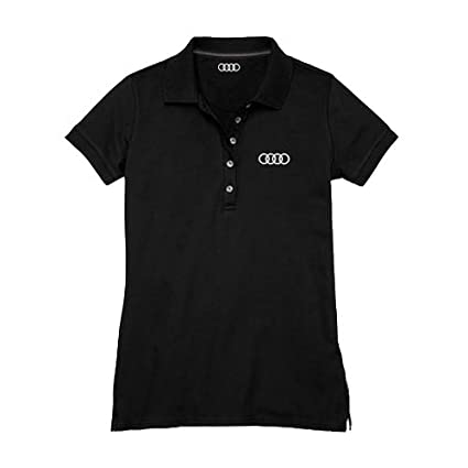 Audi 3131402505 Polo para Mujer, Talla XL, Negro: Amazon.es: Coche ...