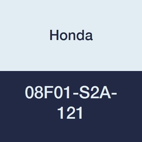 Honda Genuine 08F01-S2A-121 Under Spoiler, Front, Grand Prix White
