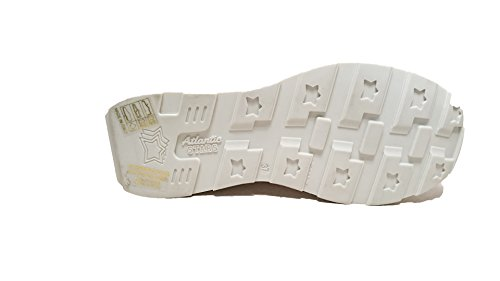 Atlantic Stars - Zapatillas para mujer blanco Bianco/Oro