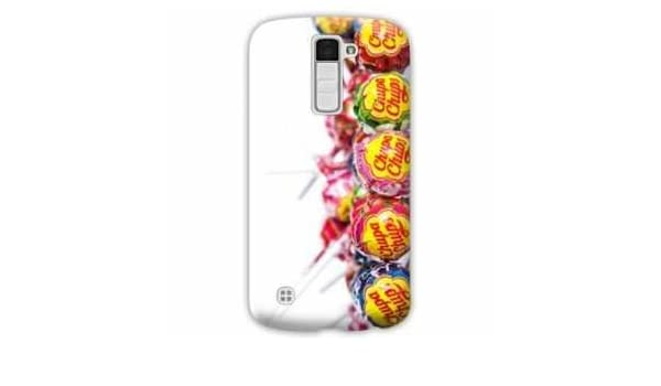 Amazon.com: Case Carcasa LG K10 Gourmandise - - chupa B ...