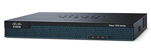 - Cisco 1905 Multi Service Router - 2 Ports - 2 Slots - Rack-mountable