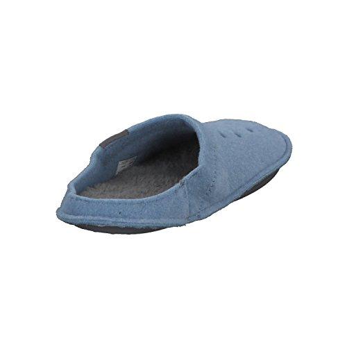 Pantoffeln Slate Unisex Grey Slipper Classic Erwachsene Blue Chambray crocs qxIw0TnH4