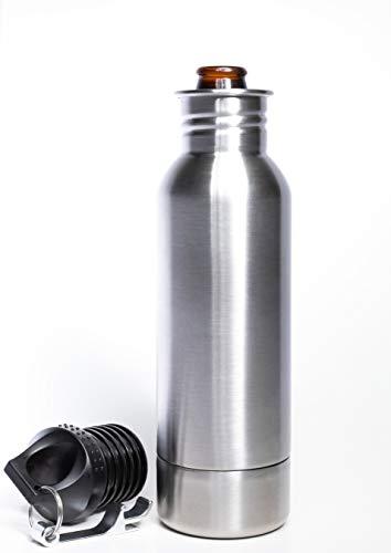 Stainless Steel Beer Bottle ()