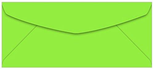#10 Astrobright Martian Green Envelopes - Commercial, 60T, 2500 Pack