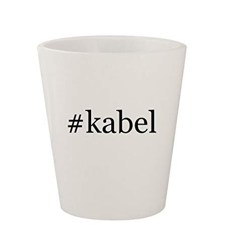 #kabel - Ceramic White Hashtag 1.5oz Shot ()