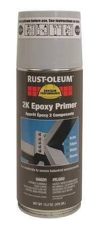 Aerosol 2K Epoxy Primer, Gray, 13.2 Oz