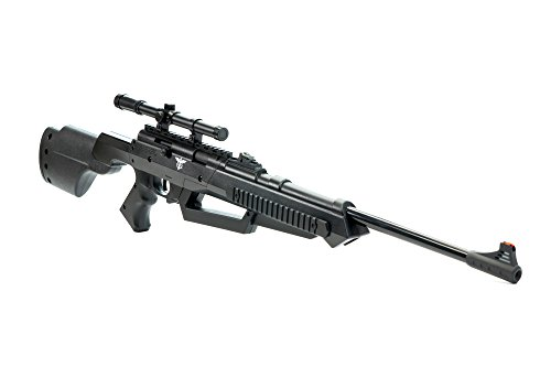 Black Ops S950 Air Rifle - Multi-Pump .177 Airgun - BB/Pellet Gun with Scope Included