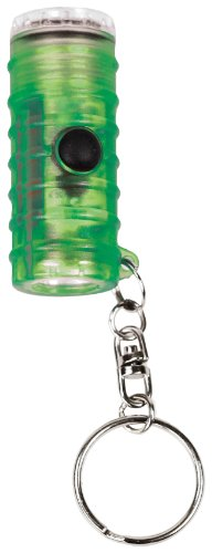 Life Gear Glow LED Flashlight Key Chain, (Lifegear Led)