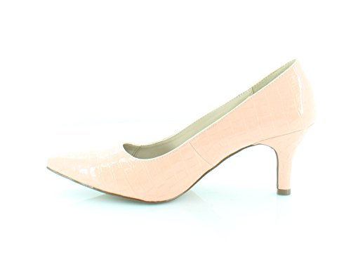 Peach Womens Toe Pumps Classic Scott Clancy Pink Karen Closed 81SwZznq