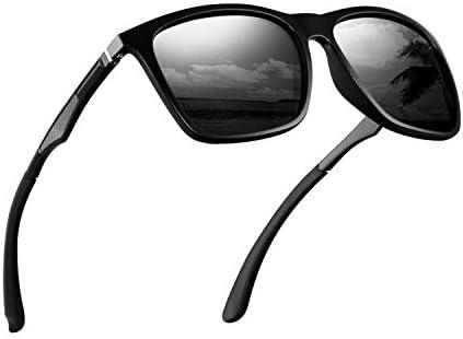 Polarized Sunglasses Aluminum Driving Rectangular product image