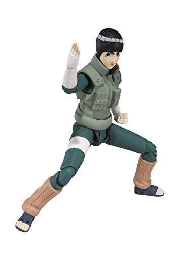 Bandai Tamashii Nations S.H. Figuarts Rock Lee