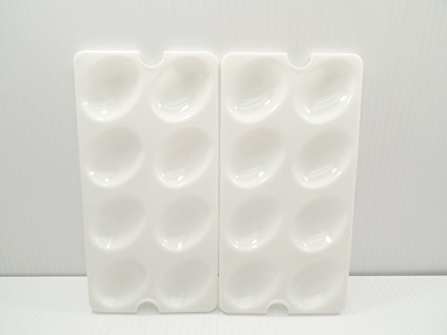 (Tupperware Replacement Inserts for Deviled Egg Carrier)