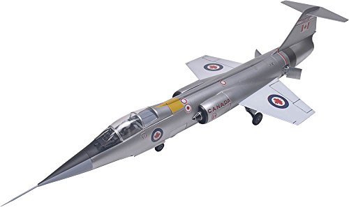 Revell F-104G Starfighter RCAF Plastic Airplane Model Building Kit, 1:48 Scale