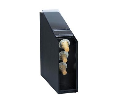 - Dispenser Rite Black Polystyrene Countertop Ice Cream Cone Dispenser, 21 3/4 x 6 x 22 3/4 inch - 1 each.