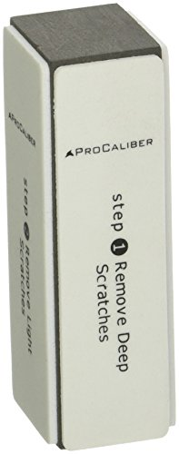 Acrylic Scratch Removal (ProCaliber Products 53-12-0 Foam Acrylic Polish, Black)