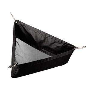 Weaver Leather CORNER BAG, POLY MESH, BLACK