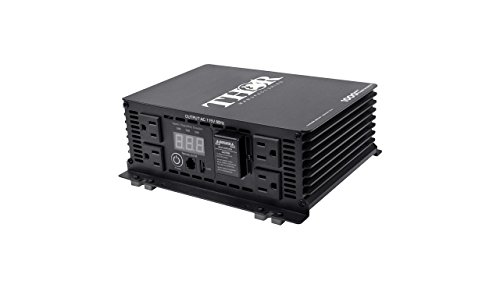 Thor THMS1000 1000W Power Inverter with USB 2.1