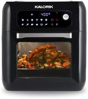Kalorik Air Fryer Oven 10 Quart Capacity 13 Settings