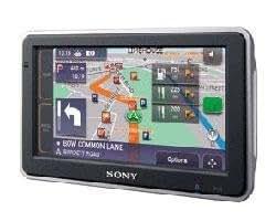 Sony NV-U83, Iberia - Navegador GPS ( 4.8  pulgadas)