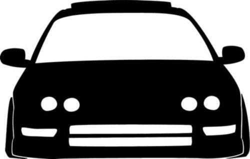 Acura Vinyl Integra - Acura Integra Japan JDM Vinyl Graphic Car Truck Windows Decor Decal Sticker - Die cut vinyl decal for windows, cars, trucks, tool boxes, laptops, MacBook - virtually any hard, smooth surface